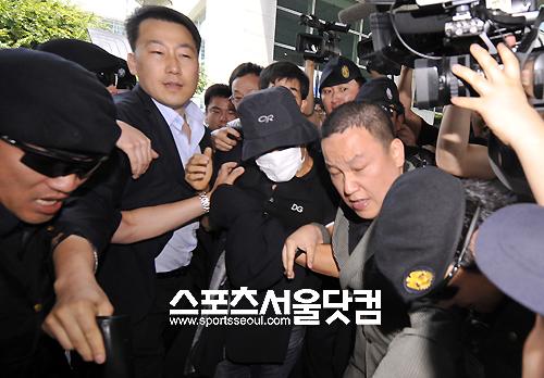 manajer Jang Ja Yeon ditangkap