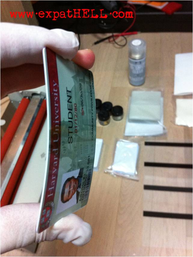 Cards The3wm The Korean Craze Id - Ivy League Fake