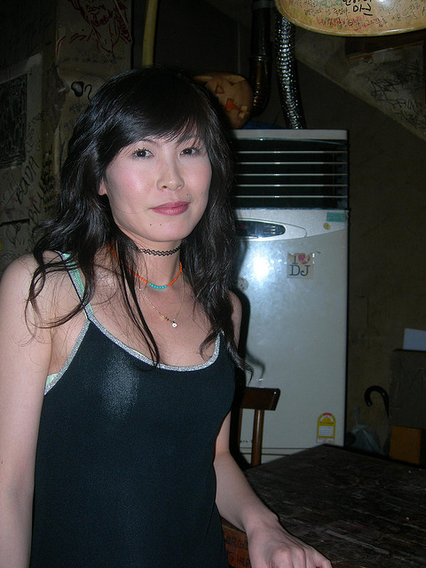 Asian milfs down stairs