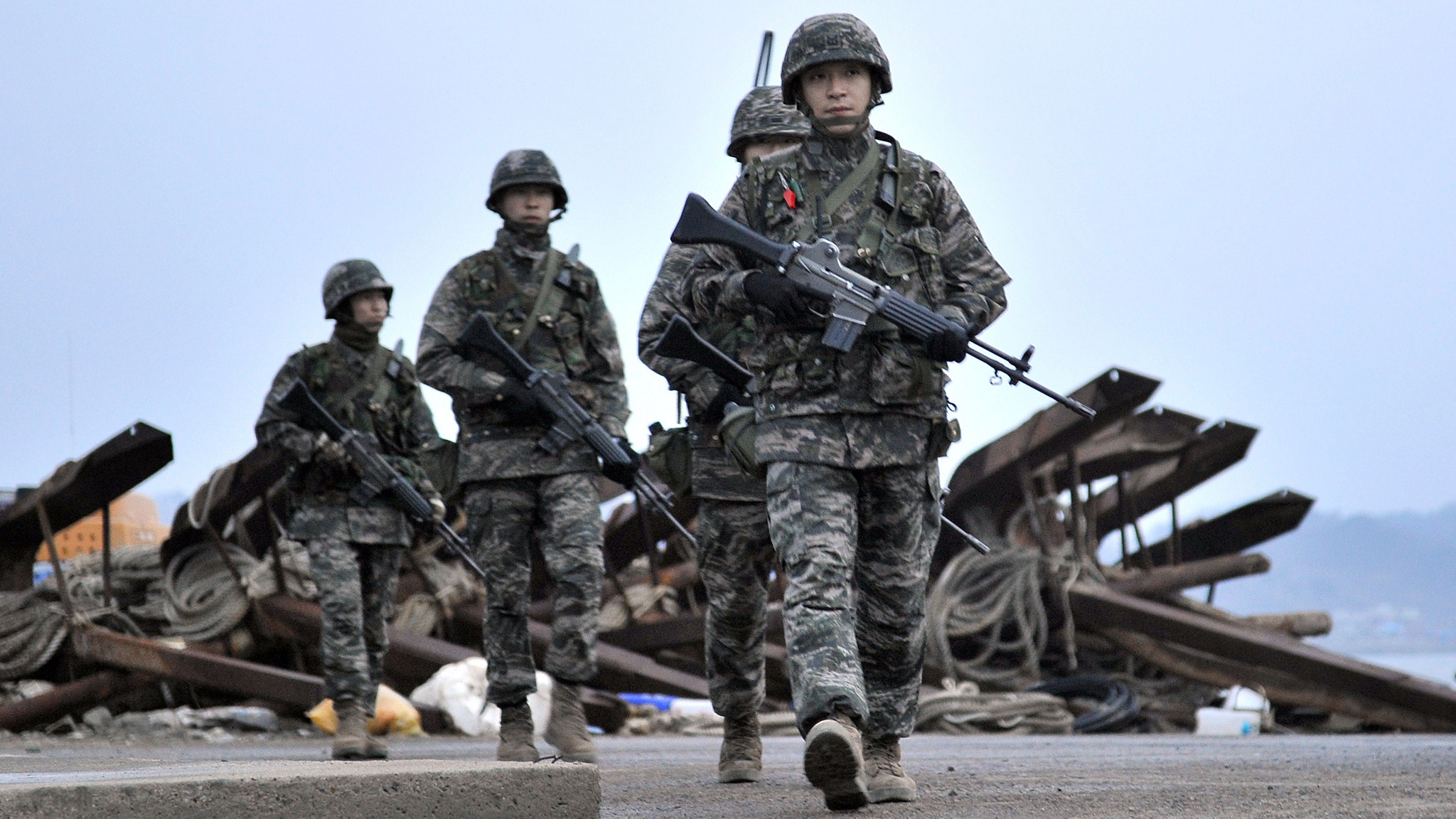 Worries and Wishes: A Korean Soldier Considers the Call-Up ...