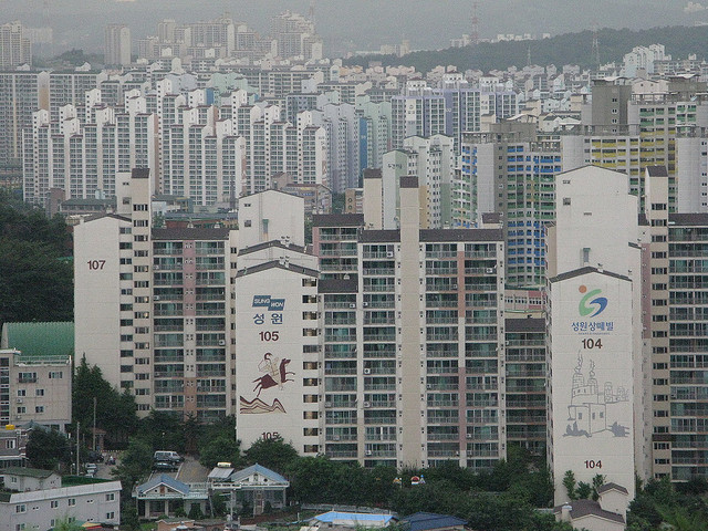 Korea Is Apartments Whether You Like Them Or Loath Apartment Building After Block